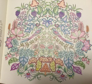 Adult Coloring Books A Review Sort Of Bookworm Blues